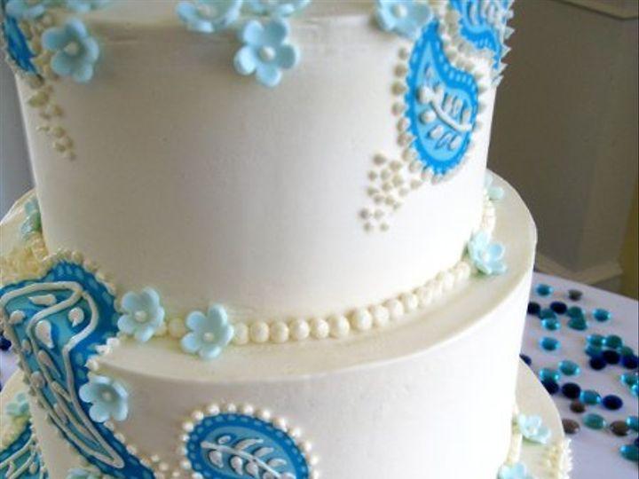 Tmx 1275938077103 IMG2729 Claremont, California wedding cake