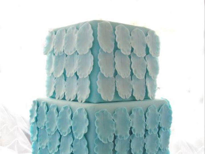 Tmx 1275938269854 IMG2508copy Claremont, California wedding cake