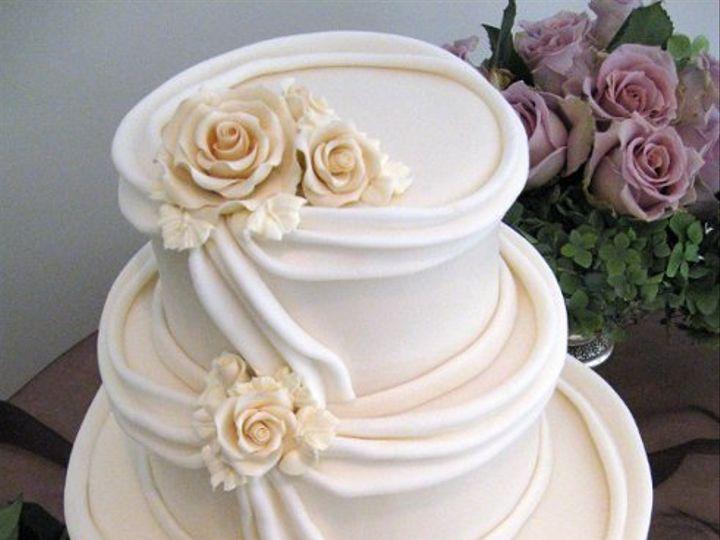 Tmx 1275938587528 PhotoShoot1 Claremont, California wedding cake