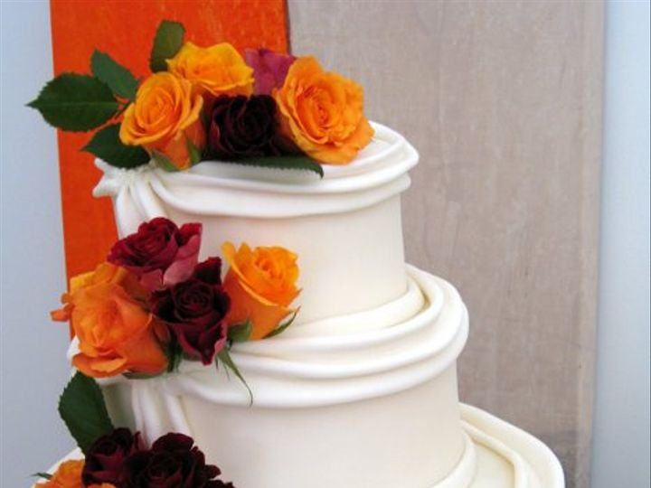 Tmx 1275938621169 PhotoShoot2 Claremont, California wedding cake