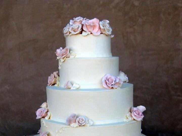 Tmx 1275938804561 IMG0831 Claremont, California wedding cake