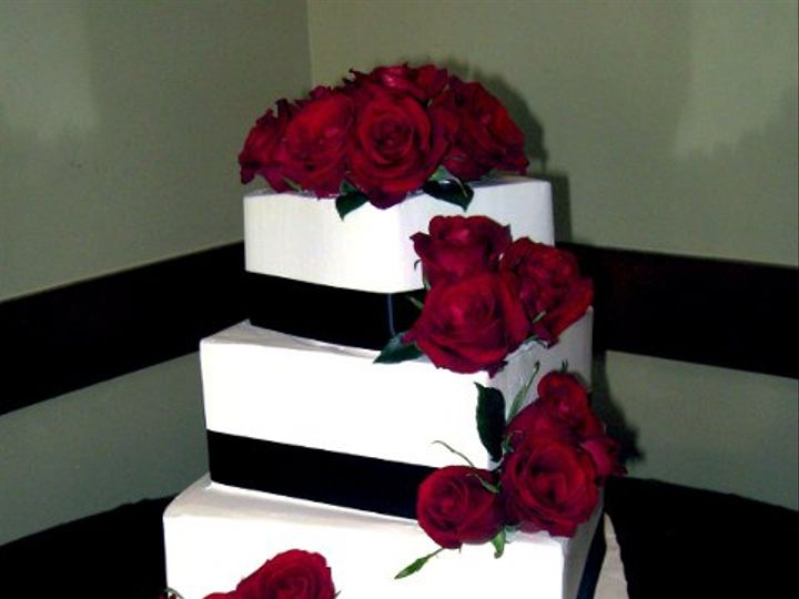Tmx 1275938970546 IMG1325a Claremont, California wedding cake