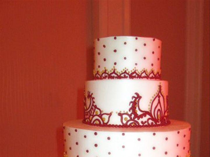Tmx 1310418272108 WeddingCakeHenna Claremont, California wedding cake