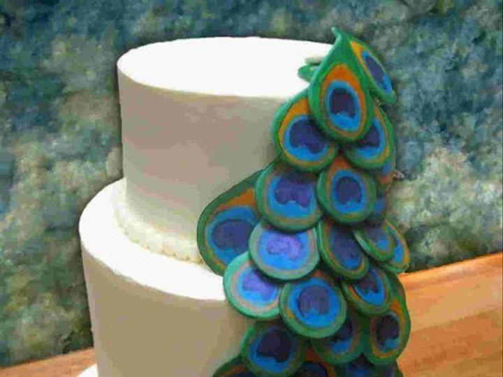 Tmx 1310419471638 IMG2749copy Claremont, California wedding cake