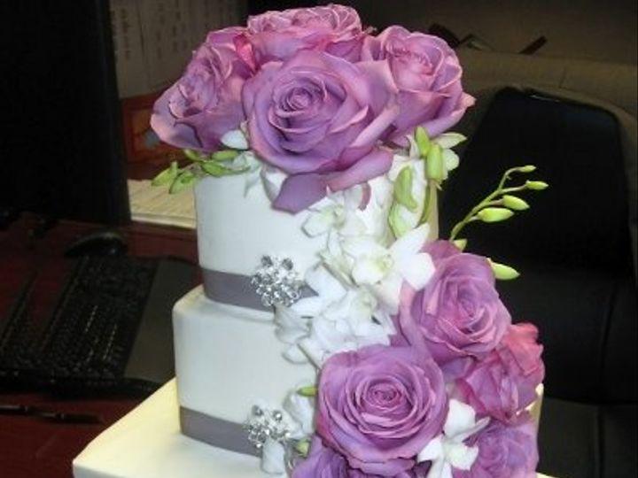 Tmx 1310419497421 IMG2810copy Claremont, California wedding cake