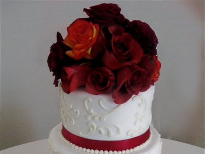 Tmx 1310419698509 IMG2891copy Claremont, California wedding cake