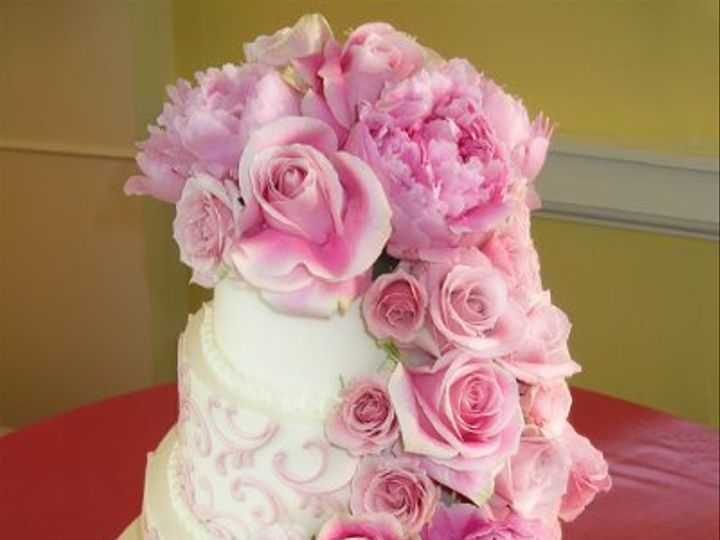 Tmx 1310419732027 IMG2952copy Claremont, California wedding cake