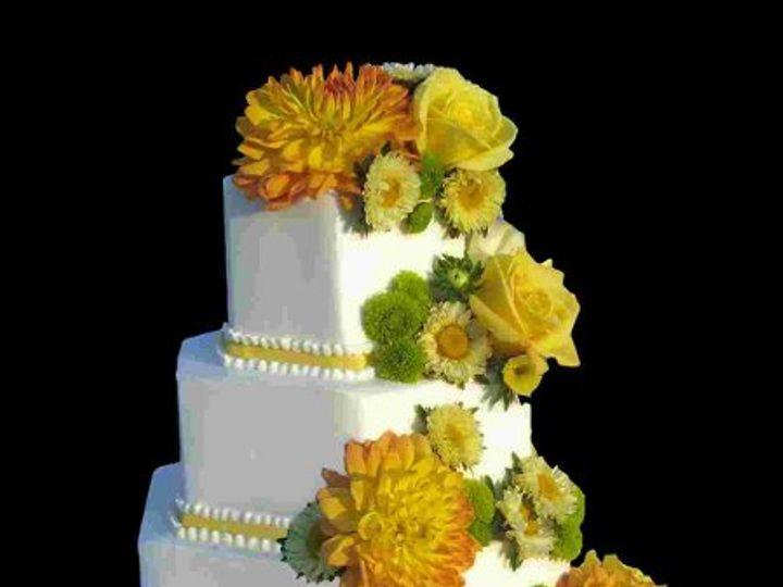 Tmx 1310420193300 IMG2188 Claremont, California wedding cake