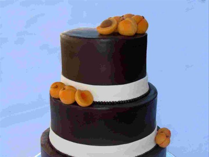 Tmx 1310420208629 IMG2543copy Claremont, California wedding cake