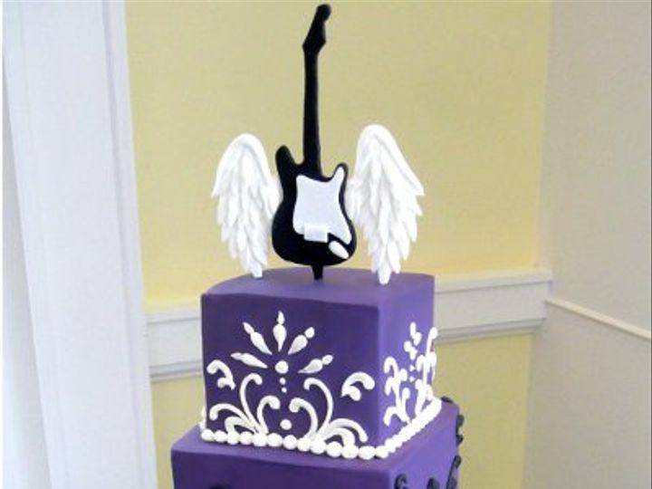 Tmx 1310420251491 IMG3253copycopy Claremont, California wedding cake