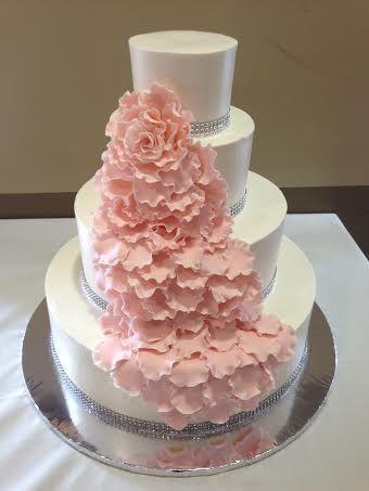 Tmx 1478630806 Cab6c98969f86695 Blush Darker Claremont, California wedding cake