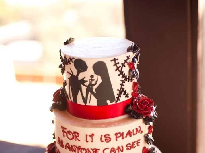 Tmx 1478631356175 Dahle103115 Claremont, California wedding cake