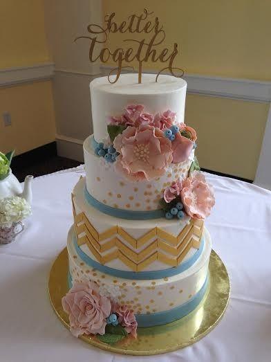 Tmx 1478631428748 Lindley050915 Claremont, California wedding cake