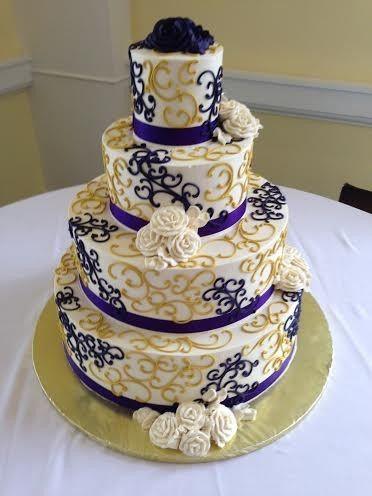 Tmx 1478631433178 Lindley052414 Claremont, California wedding cake