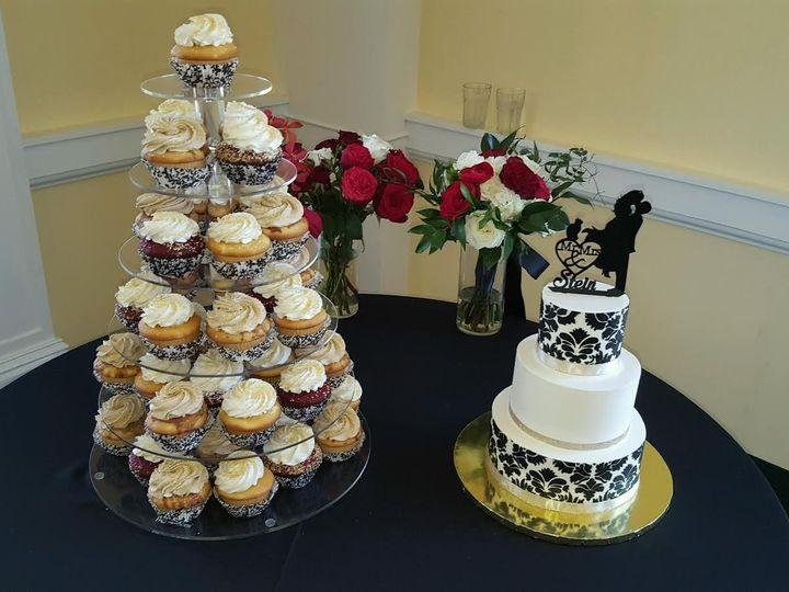 Tmx 1478631470099 Lindley090416d Claremont, California wedding cake
