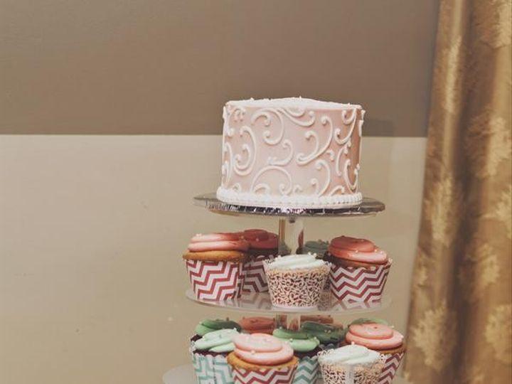 Tmx 1478631516668 Montgomery 041915 Claremont, California wedding cake