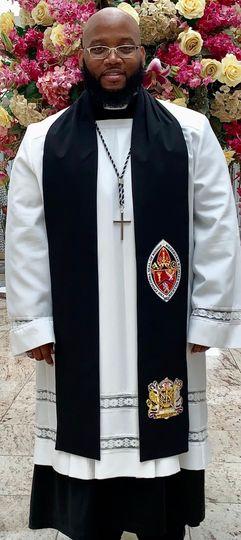 Rev. DR. W E McKay