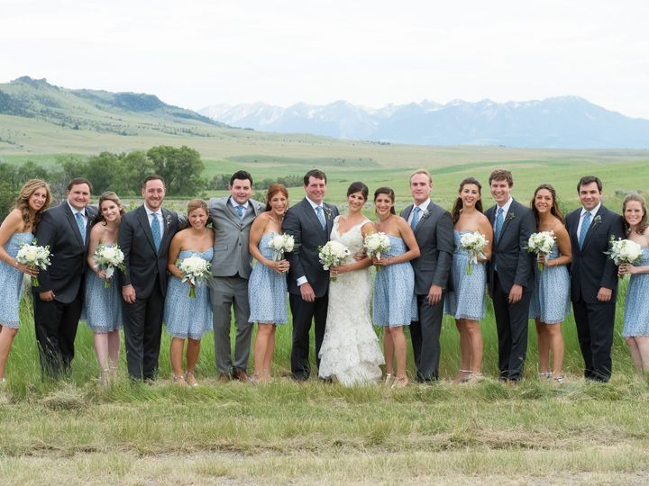 Tmx 1437582212803 Montana Bride Destination Wedding Photographers 8 Bozeman wedding photography