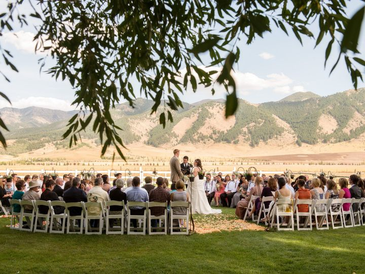 Tmx 1437582733311 Roys Barn Montana Bozeman The Knot Wedding Photogr Bozeman wedding photography