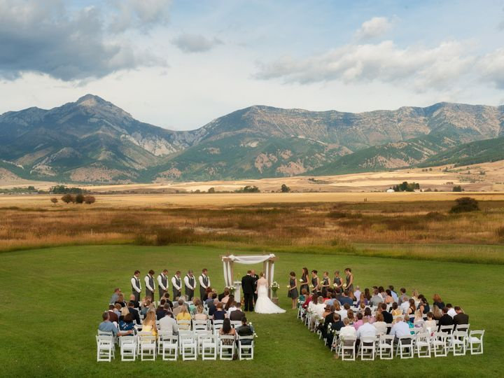 Tmx 1437583478537 Bozeman Montana Big Yellow Barn Wedding Photograph Bozeman wedding photography