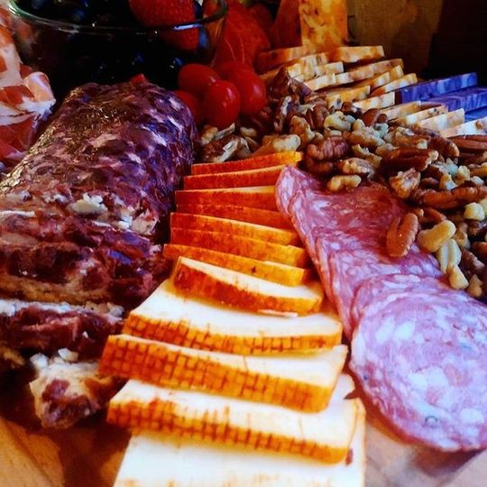 Meat and Cheeses