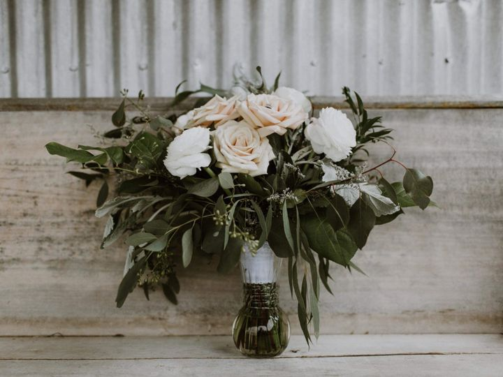 Tmx Blushbridalbouquetscaled1 51 949547 159025779171053 Battle Creek wedding florist