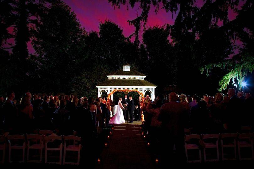 Dramatic Night Ceremony