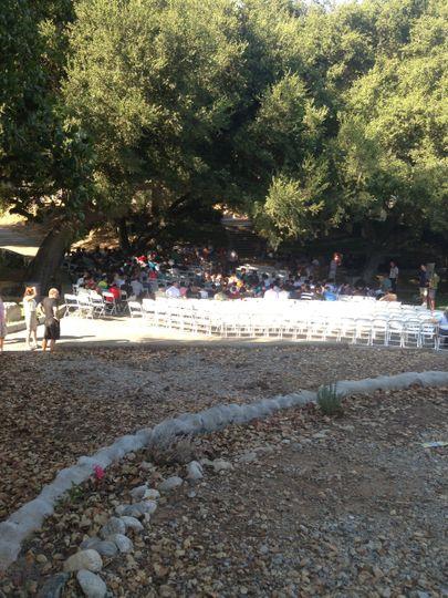 La Verne Wedding Ceremony