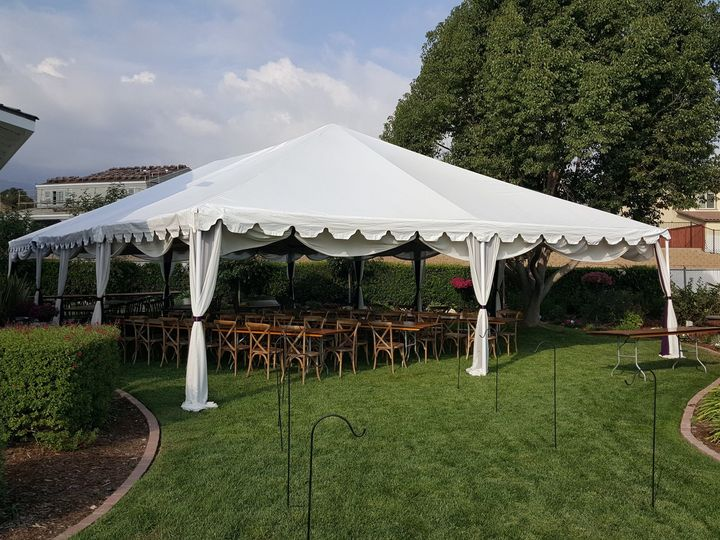 Tmx 1445112870548 20x50 Canopy Montclair wedding rental
