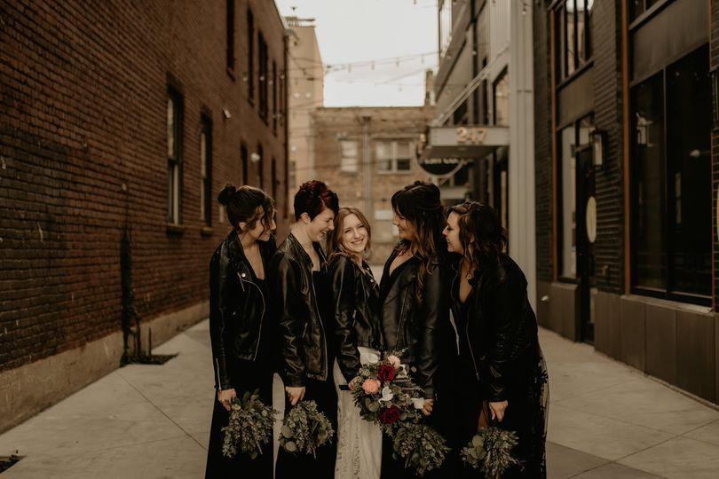 The Anderson Wedding
