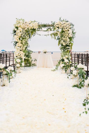 Ceremony in the Sand