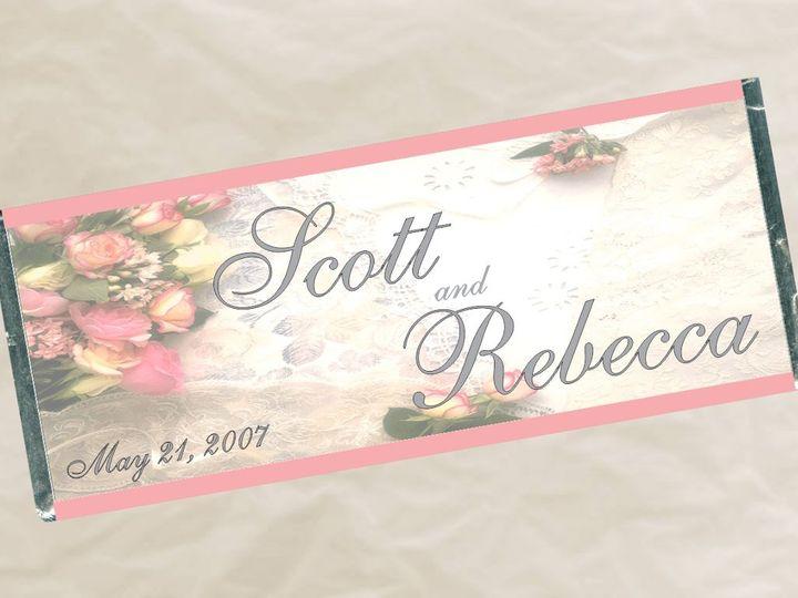 Tmx 1363134508484 W08LaceWrapper Roseville wedding favor