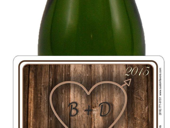 Tmx 1449427199881 Ig Wood Label Roseville wedding favor