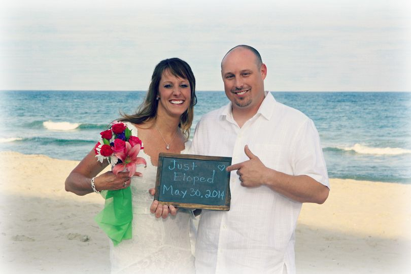 Incredible Beach Weddings - Officiant - Wilmington, NC