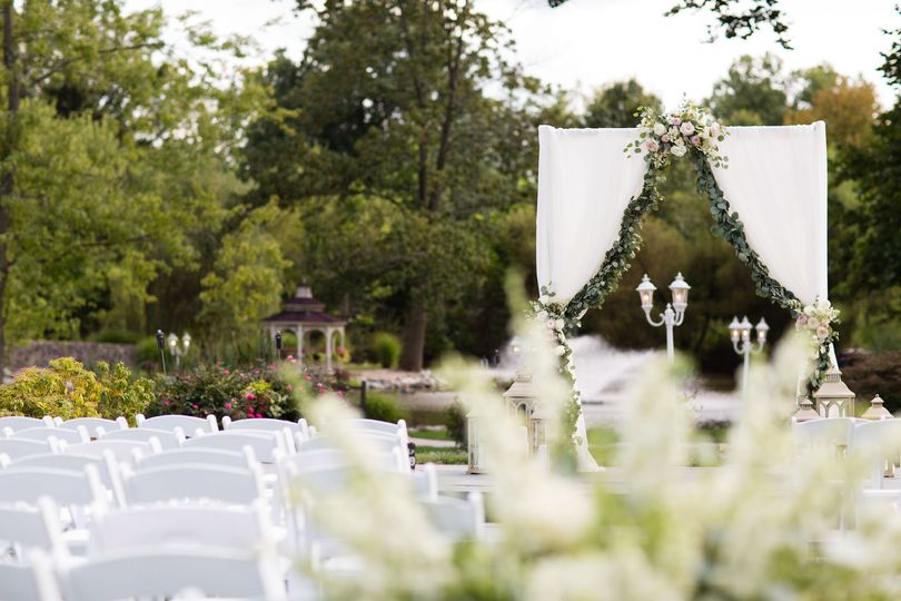 Ceremony site | Asya photography