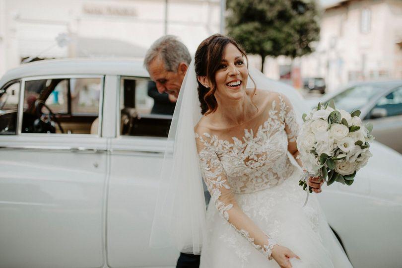C + F - Wedding in Umbria