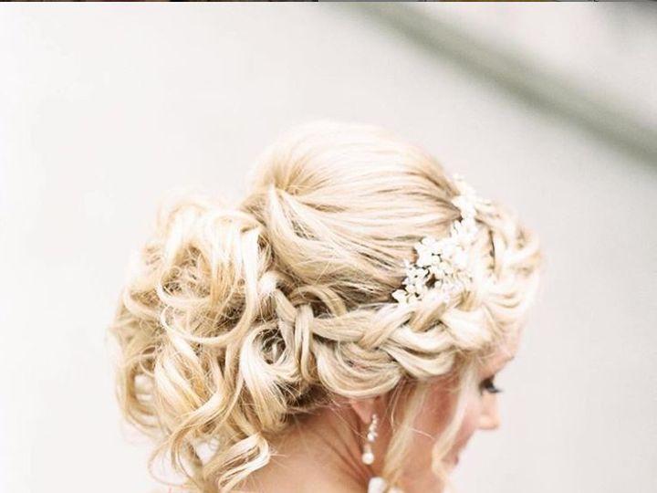 Tmx 16 Sunset Blonde Shade Looking Stunning On This Gorgeous Brides Updo Rachelrozanskihairandmakeup 51 1883647 1568932157 Beverly Hills, CA wedding beauty
