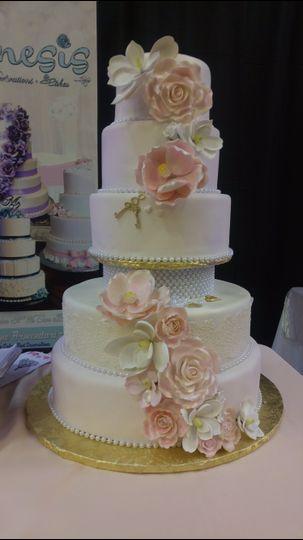 Genesis wedding cakes