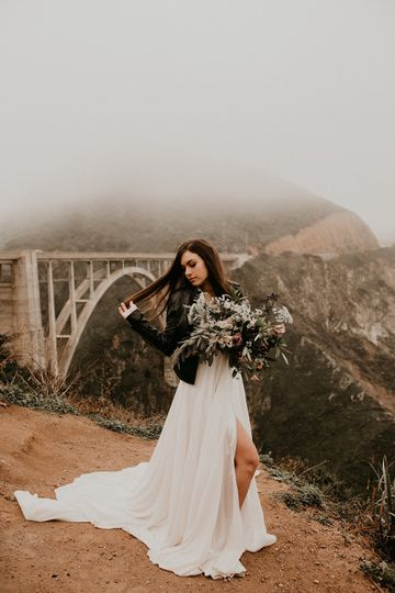 Big Sur Bride