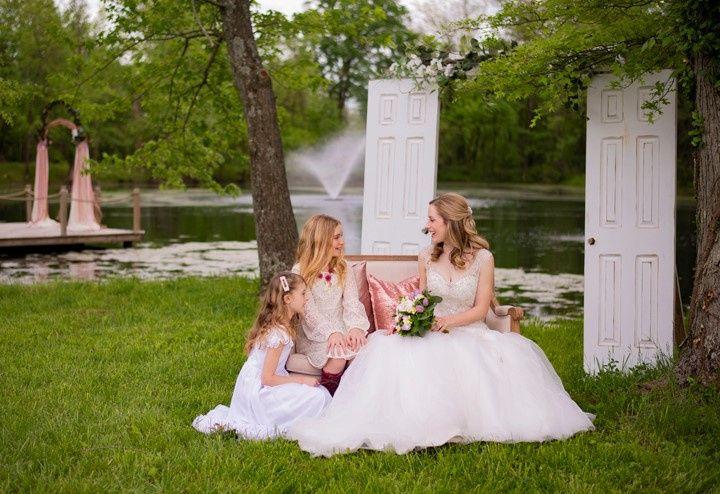 Bridal Party Setting