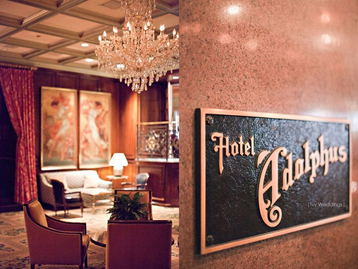 Tmx 1489442595468 002 Elegant Classic Ballroom Wedding At The Adolph Dallas, TX wedding venue