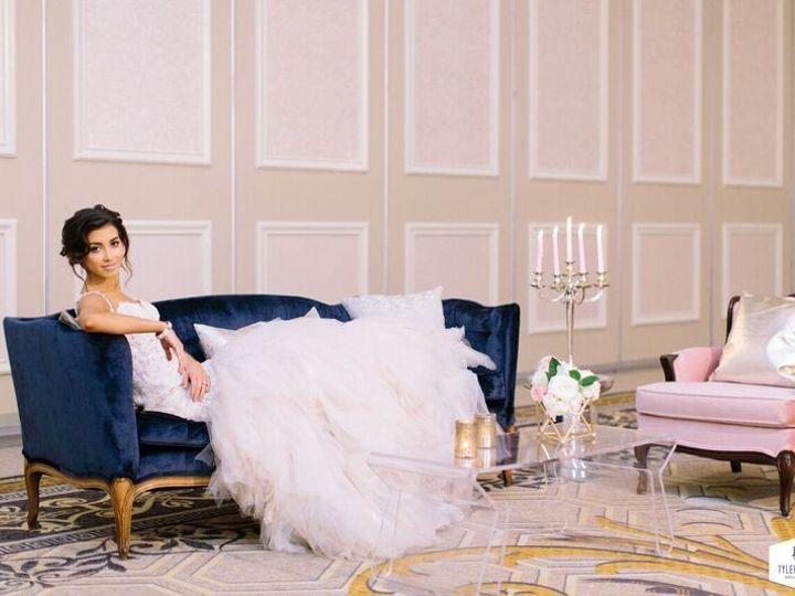 Tmx 1497021720642 Bride On Couch Dallas, TX wedding venue