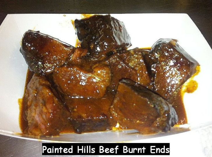 Painted hills beef burnt ends