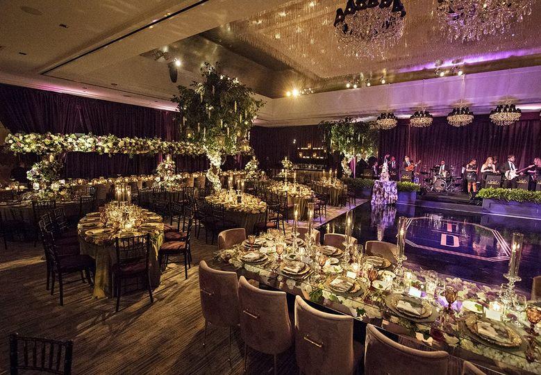 Gorgeous Modern Jewish Wedding