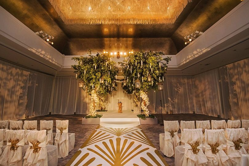 Gold and Greenery / Wedding Ch