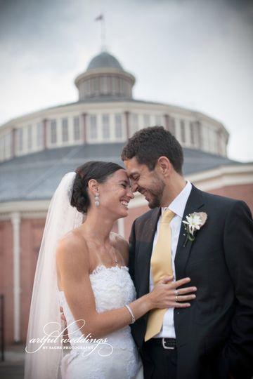B&O Weddings Happy Couple