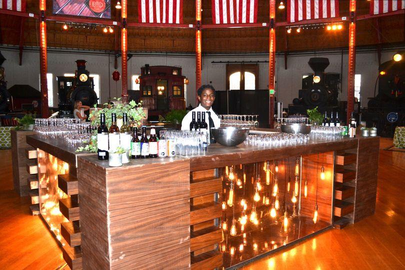 B&O Reception Bar