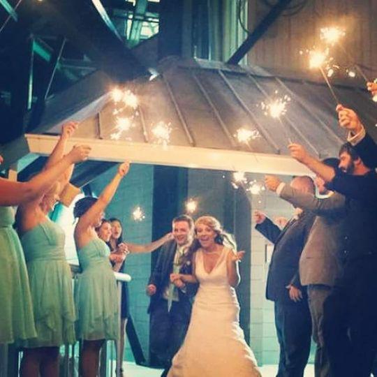 Newlyweds - {Photo Credit - Crowley Studios}