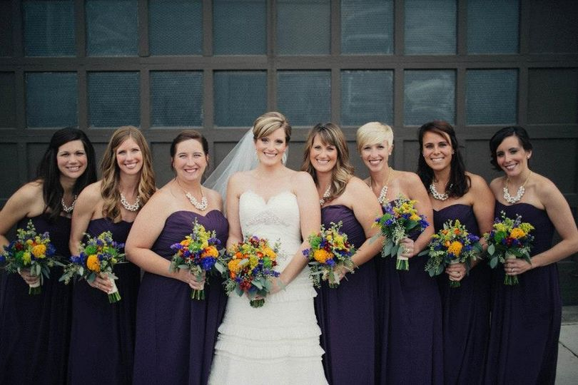 Ladies - {Photo Credit - Never Forget Photography}