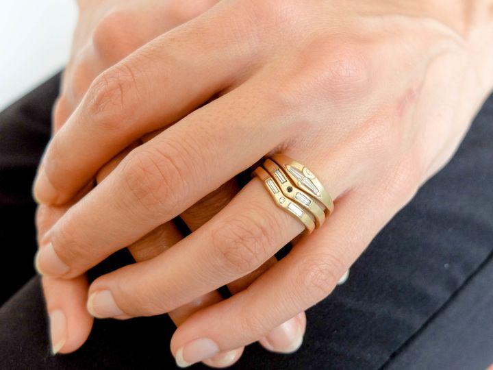Tmx 1516150483 D3cfb3e432d7b0a9 1516150481 11be1e5760a1518a 1516150481242 3 DSCF5012 Portland, Oregon wedding jewelry